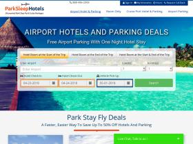Park Sleep Hotels Promo Codes